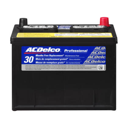 86PS ACDelco