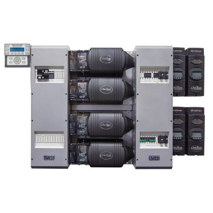 FP4-FXR3048A-01 Outback Power Prewired Inverter System