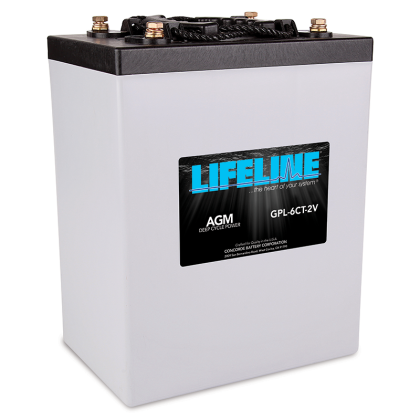 GPL-6CT-2V  Lifeline