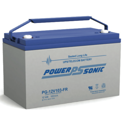 PG-12V103 FR  Power Sonic