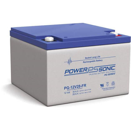 PG-12V28 FR  Power Sonic