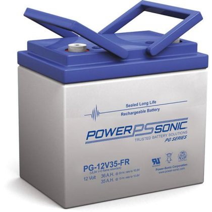 PG-12V35 FR  Power Sonic