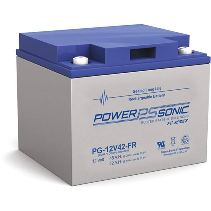 PG-12V42 FR  Power Sonic