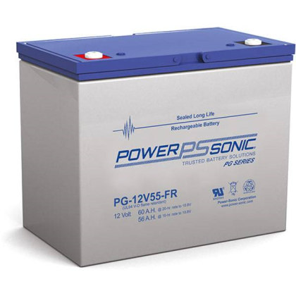 PG-12V55 FR  Power Sonic