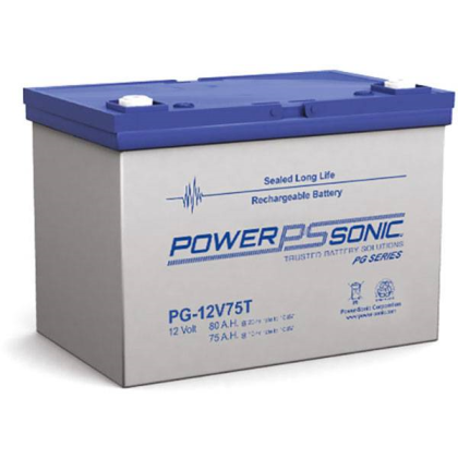 PG-12V75T FR  Power Sonic