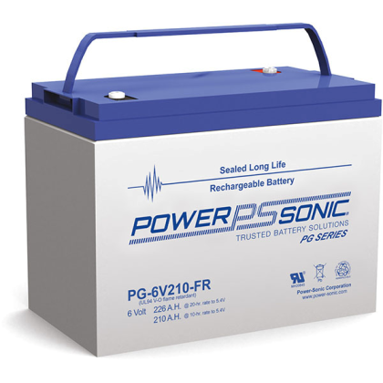PG-6V210 FR  Power Sonic