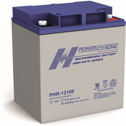 PHR-12100  Power Sonic