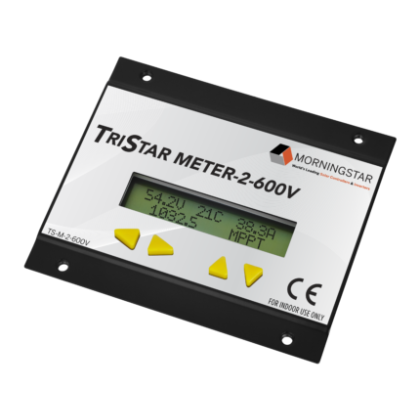 TS-M-2-600V Morningstar Charge Controller